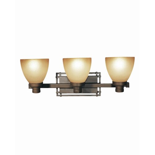 Woodbridge Lighting Wayman 3 Light Bath Vanity Light