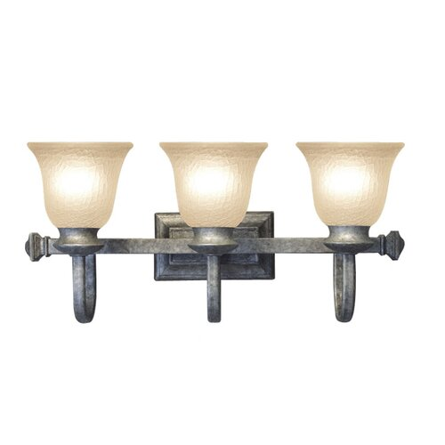 Woodbridge Lighting Dresden 3 Light Bath Vanity Light