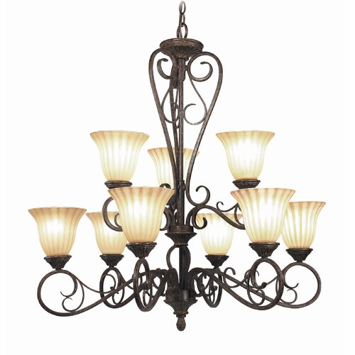 Avondale 9 Light Chandelier