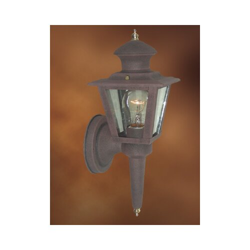 Woodbridge Lighting Basic 1 Light Outdoor Wall Light