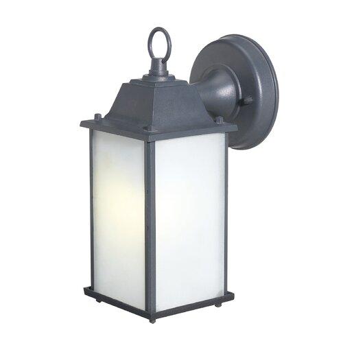 Woodbridge Lighting Energy Saving 1 Light Outdoor Wall Light