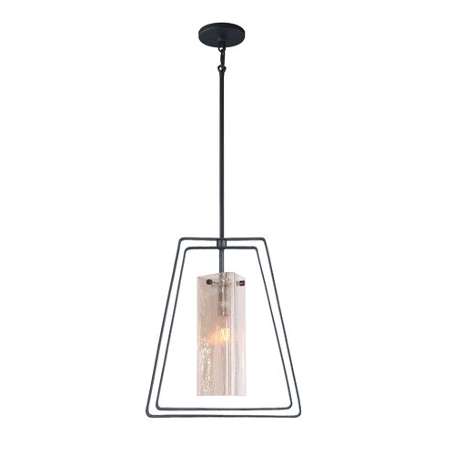 Woodbridge Lighting Twin 1 Light Pendant