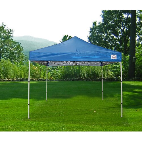 11' H x 10' W x 10' D Boot Shade Instant Canopy Kit