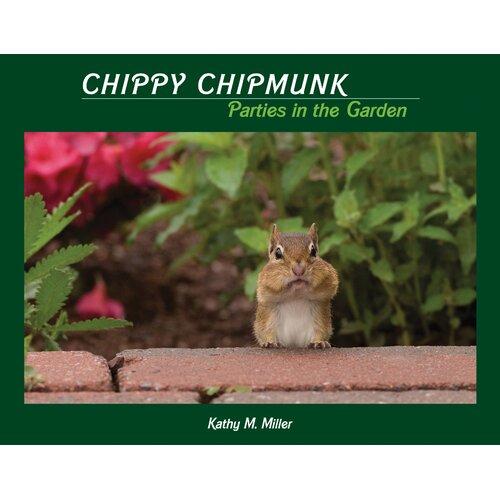 Celtic Sunrise Award-winning Chippy Chipmunk Parties in the Garden Book