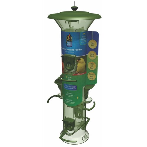 Classic Brands LLC Harmony Tube Bird Feeder