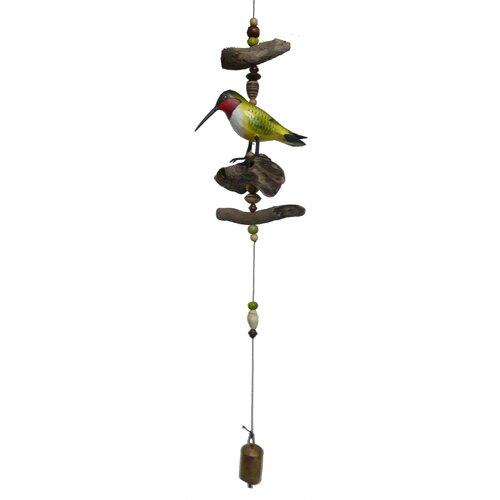 Cohasset Imports Hummingbird Bell