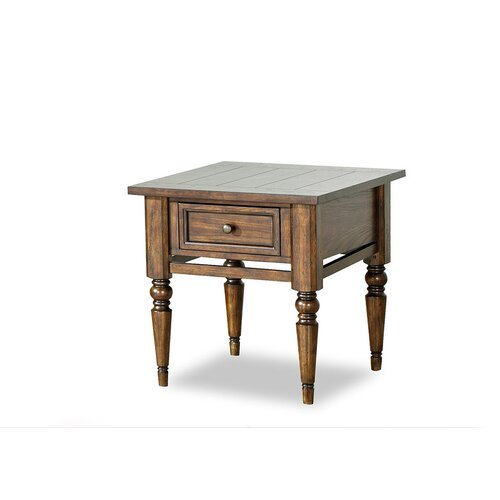 Klaussner Furniture Halsey End Table