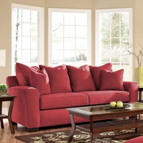 Klaussner Furniture Heather Loveseat