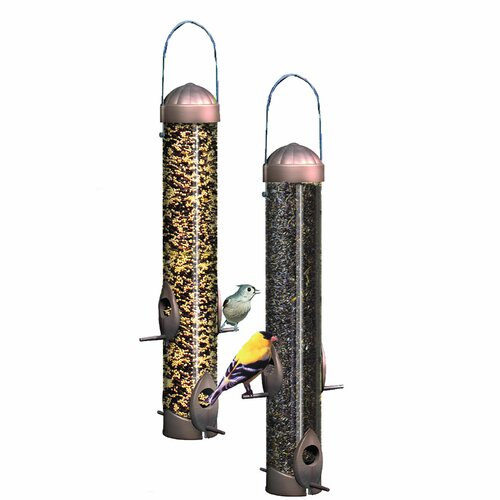 Wild and Finch Tube Bird Feeder