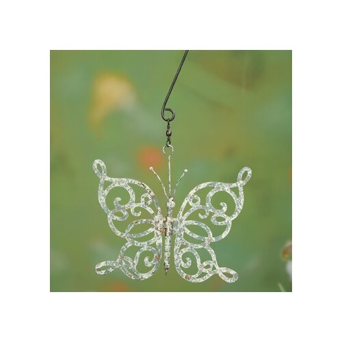 The Encore Group Scroll Butterfly Decorative Spinner