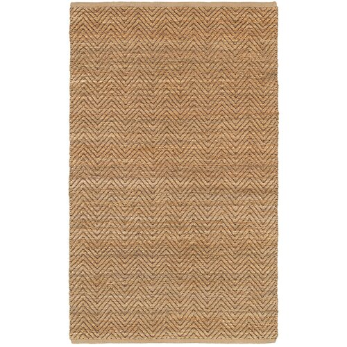 Natural Fiber Brown Rug