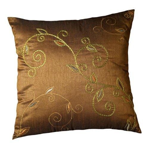 LR Resources Winslet Cedar Polyester Pillow