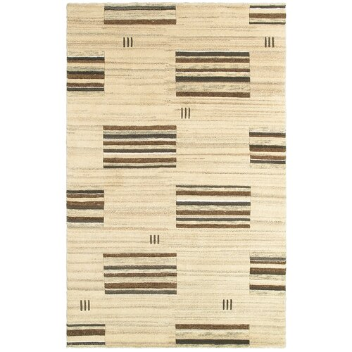 LR Resources Kasteli Natural Beige Rug