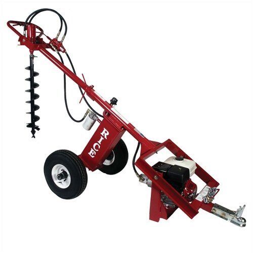 Rice Hydro Torque Series Towable Auger