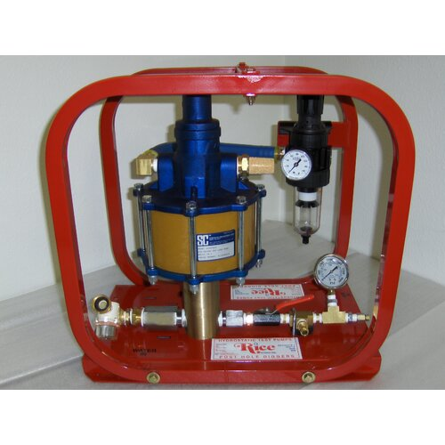 3.5 GPM Pneumatic Hydrostatic Test Pump