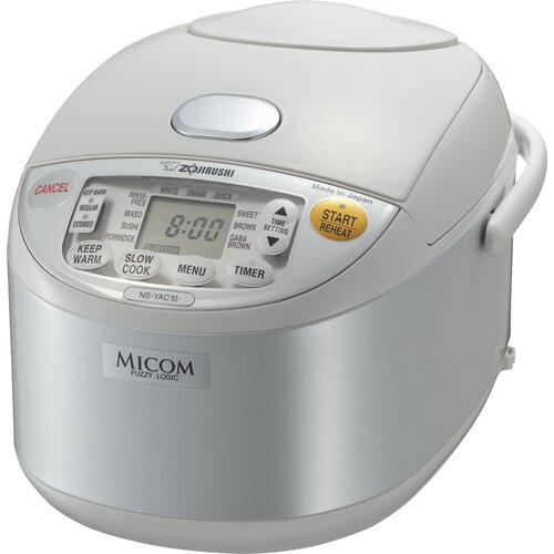 Zojirushi Micom Umami Rice Cooker and Warmer