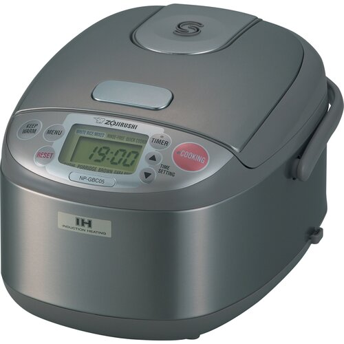Zojirushi Induction Heating 3-Cup Rice Cooker and Warmer