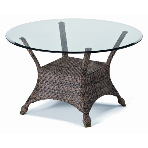 Wicker Base Tables Accessory Dining Height 48 39 39 Round Wicker Dining