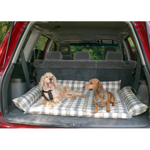 Snoozer Pet Products SUV Pet Travel Mat