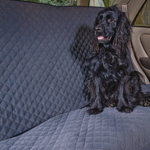 Snoozer Pet Products Luxury Dog Car Seat Cover
