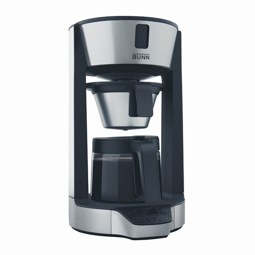Bunn Phase Brew High Altitude 8 Cup Home Brewer