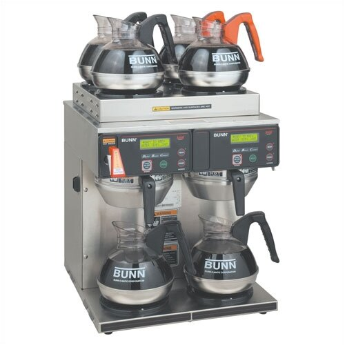 Axiom 4/2 Automatic Twin Coffee Brewer