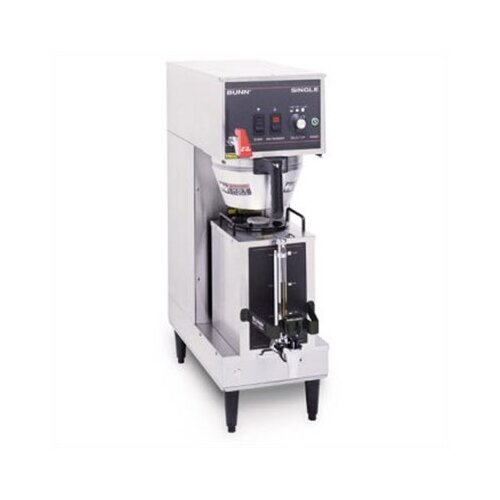 Single Brewer with Portable Server Coffee Maker