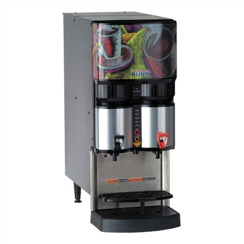 LCA-2 Ambient Liquid Coffee Dispenser
