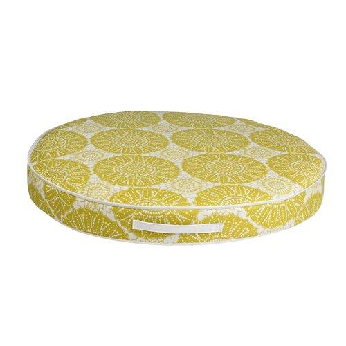 Circular Patio Dog Pillow