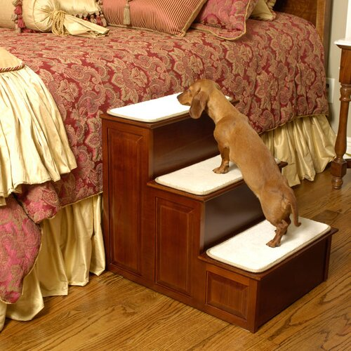 Mr. Herzher's 3 Step Pet Stair