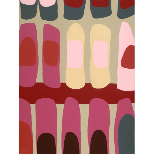 emma at home by Emma Gardner Fire Island 6 Giclee Painting Print on Canvas