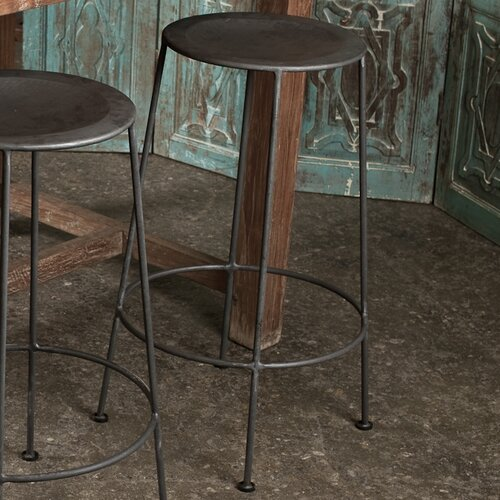 "Wildon Home ® Iron 30"" Bar Stool"