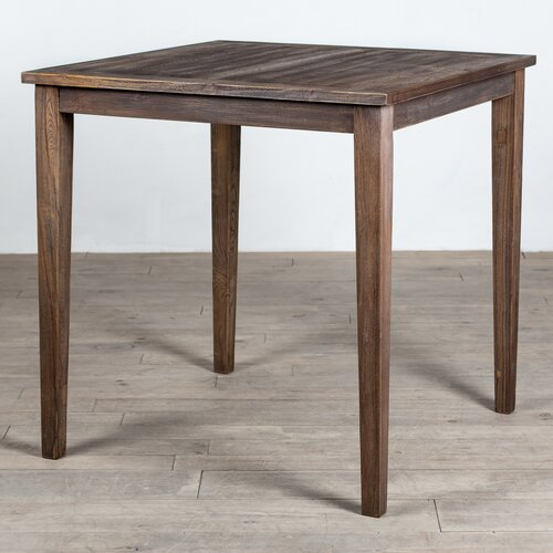 Wildon Home ® Siletz Handmade Bar Table