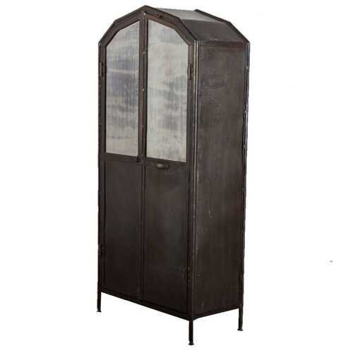 Wildon Home ® Metal Armoire
