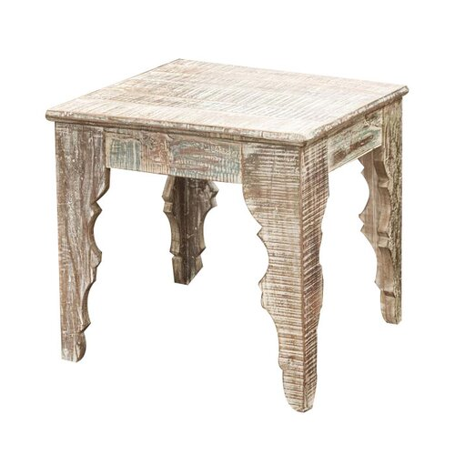 Wildon Home ® Reclaimed Wood Baturna End Table