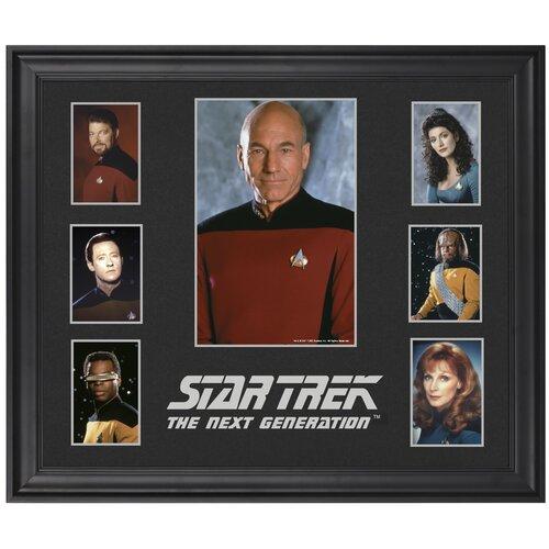 Star Trek: The Next Generation Limited Edition Framed Memorabilia