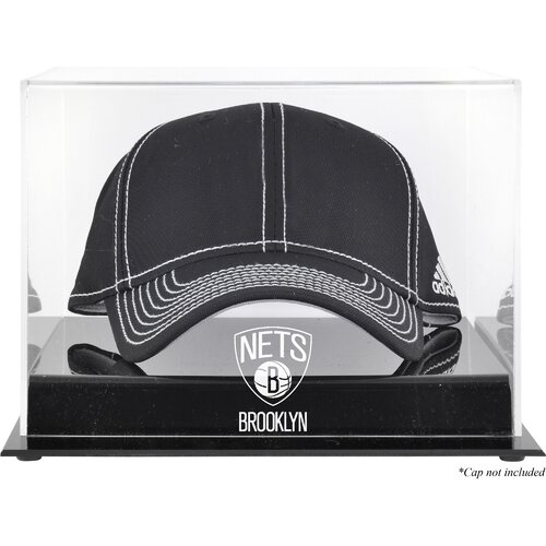Mounted Memories NBA Logo Cap Display Case