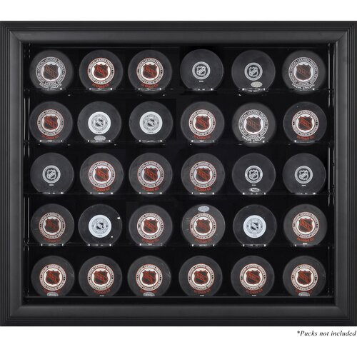 30 Hockey Puck Display Case