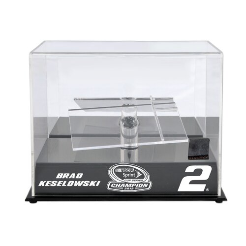 Mounted Memories NASCAR Ben Keselowski 2012 Sprint Cup Series Champion Die Cast Display Case