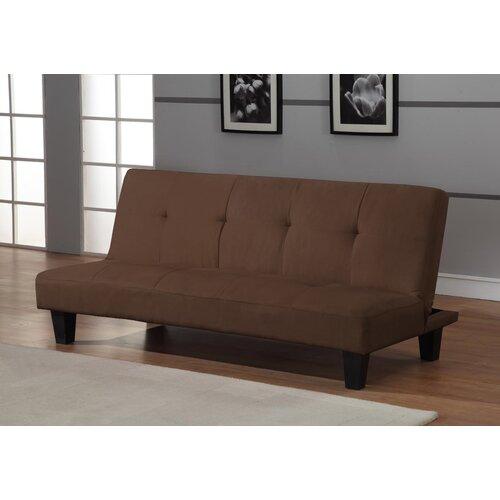 Paris Bohemian Convertible Click-Clack Sofa Bed