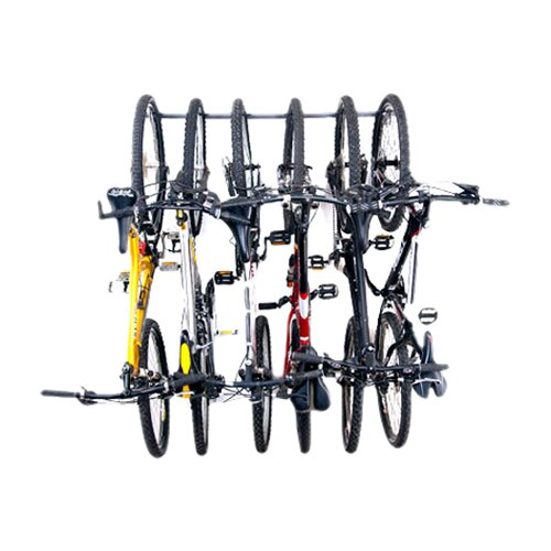 Monkey Bar Storage Bike Rack