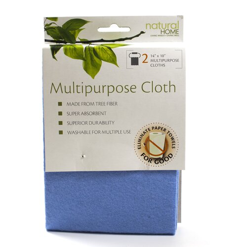 Natural Home Multi Purpose Towels