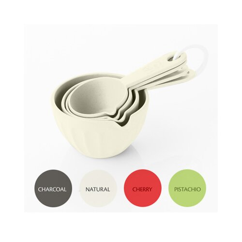 Natural Home Moboo Ribbed Measuring Cup