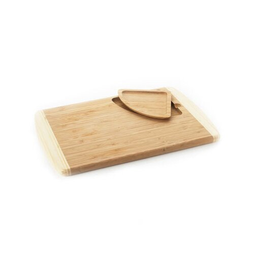 Cutting Board with Liftout Tray