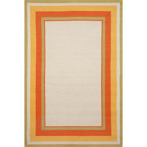 Newport Gypsy Multi Border Indoor/Outdoor Rug
