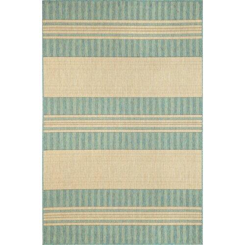 Madison Ocean Stripe Indoor/Outdoor Rug