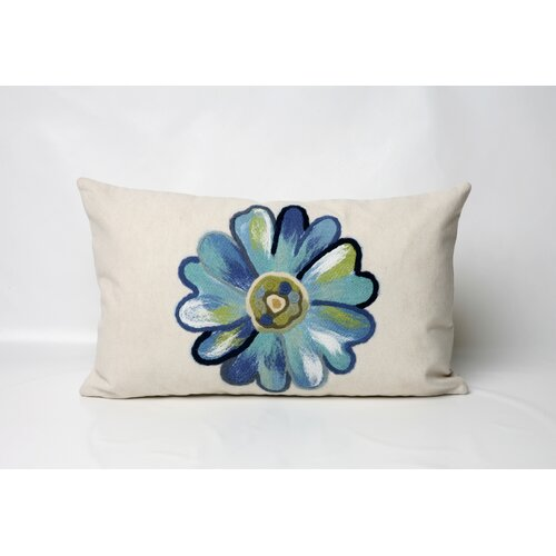 Daisy Rectangle Indoor/Outdoor Pillow