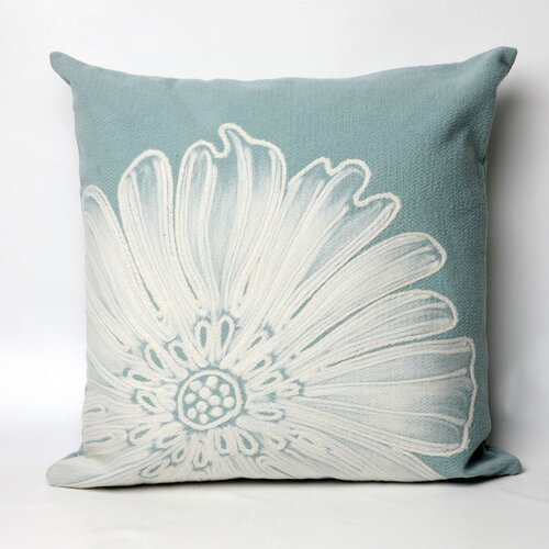 Antique Medallion Square Indoor/Outdoor Pillow