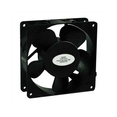 "Raxxess Ultraquiet 4.5"" Fan/DC Powered"