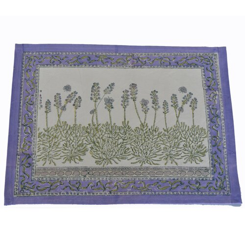 Couleur Nature Lavender Placemat